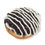 An image of our Blackjack donut - Pinkbox Doughnuts®