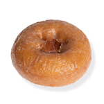 An image of our Glazed N Simple donut - Pinkbox Doughnuts®