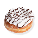 An image of our Goin Bananas donut - Pinkbox Doughnuts®