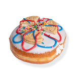 An image of our It's Ya Birthday donut - Pinkbox Doughnuts®