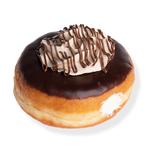 An image of our Java Mama donut - Pinkbox Doughnuts®