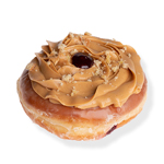 An image of our Love My PB&J donut - Pinkbox Doughnuts®