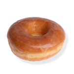An image of our OG donut - Pinkbox Doughnuts®