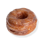 An image of our Plain Face DoughCro donut - Pinkbox Doughnuts®