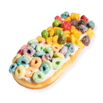 An image of our The Loopy Captain donut - Pinkbox Doughnuts®