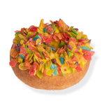 An image of our Tutti Frutti donut - Pinkbox Doughnuts®