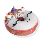 An image of our Unicorn donut - Pinkbox Doughnuts®