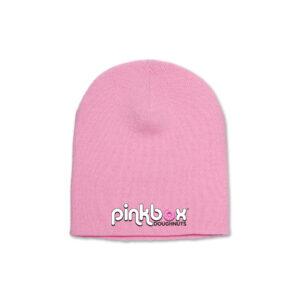 Pink beanie - Pinkbox Doughnuts® Apparel Las Vegas